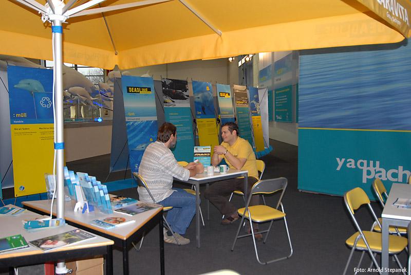 deadline ausstellung auf der boot 2008 in d sseldorf halle 14. Black Bedroom Furniture Sets. Home Design Ideas